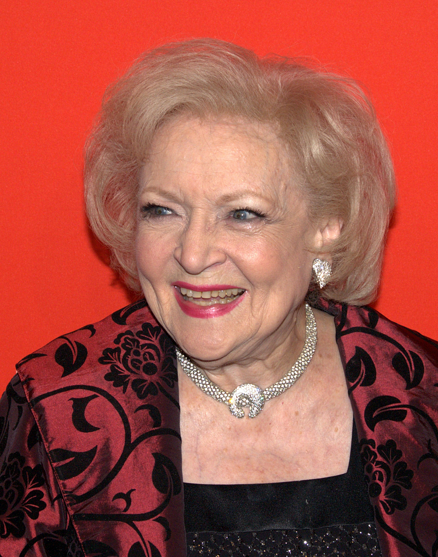 Betty White 2010