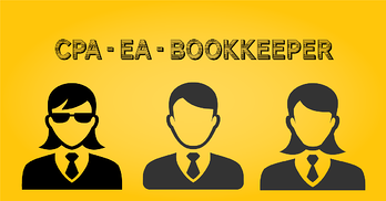 The Differences between a CPA, an EA,