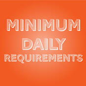 Minimum Daily Requirements To Run Your Small Business