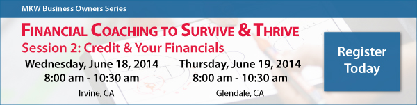 Financial Coaching Session 2 | June 18 & 19