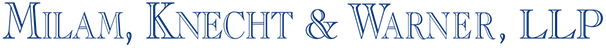 Milam, Knecht & Warner, LLP - Souther California CPA & Business Advisors